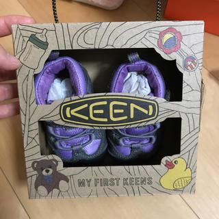 キーン(KEEN)のKEEN スニーカー 10.5 cm 新品(スニーカー)