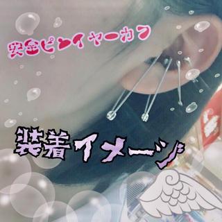 チムチム様専用(ピアス(片耳用))