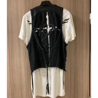 ルグランブルー(LGB)の【新品】KMRii ケムリ ベスト  HYDE着(Tシャツ/カットソー(半袖/袖なし))