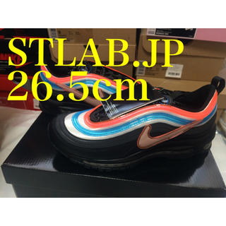 ナイキ(NIKE)の26.5cm NIKE AIR MAX 97 ON AIR NEON SEOUL(スニーカー)