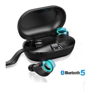 Bluetoothイヤホン  完全ワイヤレス Bluetooth5.0(ヘッドフォン/イヤフォン)