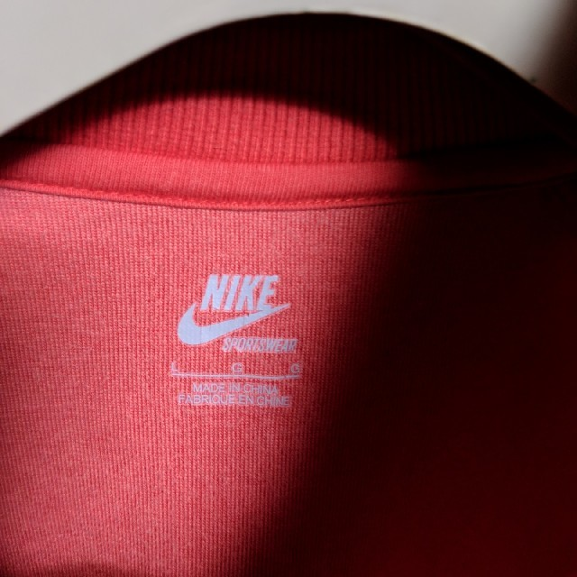 NIKE(ナイキ)のNIKEベルベット地ZIPジャージ メンズのトップス(ジャージ)の商品写真