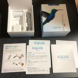 アイコス(IQOS)のiQOS 新品未使用4点セット (送料差額でおまけ付けられます)(タバコグッズ)