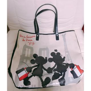 ディズニー(Disney)のディズニー トートバック フランス(トートバッグ)