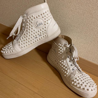 クリスチャンルブタン(Christian Louboutin)のルブタン 靴(スニーカー)