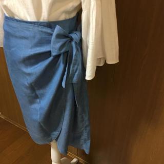 ZARA - ZARA ラップスカート