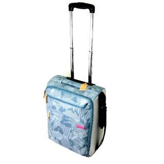 ♀♂【新品】JAL 日本航空 × 倉敷帆布 タビタス ソフト キャリーバッグ(トラベルバッグ/スーツケース)