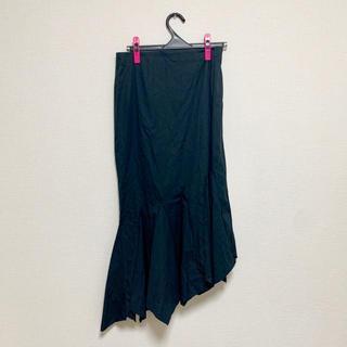 ジャンポールゴルチエ(Jean-Paul GAULTIER)のゴルチエ 変形ロングスカート(ロングスカート)