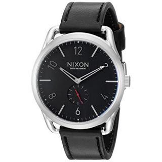 ニクソン(NIXON)の新品未使用 Nixon ニクソン C45 LEATHER 腕時計(腕時計(アナログ))