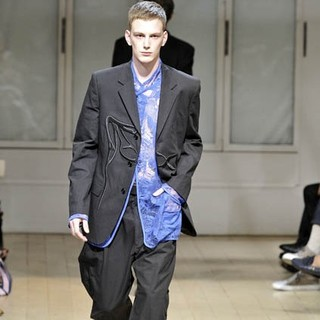 ヨウジヤマモト(Yohji Yamamoto)のYohji Yamamoto 09ss ハサミ刺繍ジャケット(テーラードジャケット)