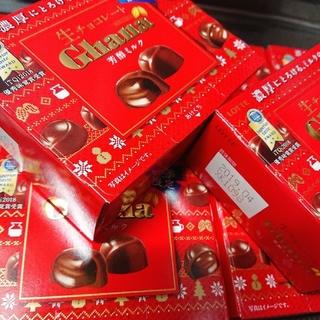 冬季限定ロッテガーナ生チョコレート芳醇ミルク(菓子/デザート)