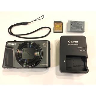キヤノン(Canon)のCanon PowerShot SX720 HS デジタルカメラ(コンパクトデジタルカメラ)