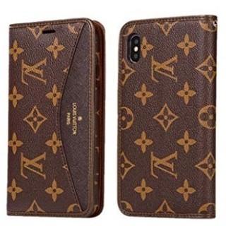 ルイヴィトン(LOUIS VUITTON)のiphonecase iphoneケース ブランド 人気 可愛いiphonex(iPhoneケース)