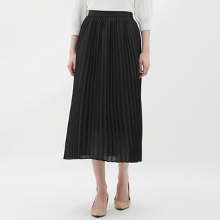 ジーユー(GU)のGU プリーツスカート(ロングスカート)