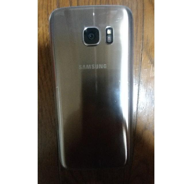 SAMSUNG(サムスン)のギャラクシーs7 スマホ/家電/カメラのスマートフォン/携帯電話(スマートフォン本体)の商品写真