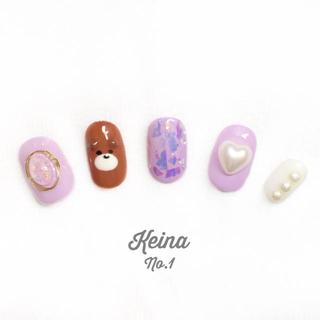 Keina*No.1(つけ爪/ネイルチップ)