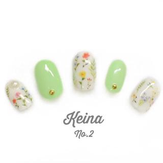 Keina*No.2(つけ爪/ネイルチップ)