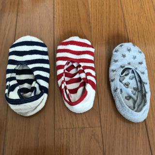 カバーソックス  靴下 15 16 17 18 (靴下/タイツ)