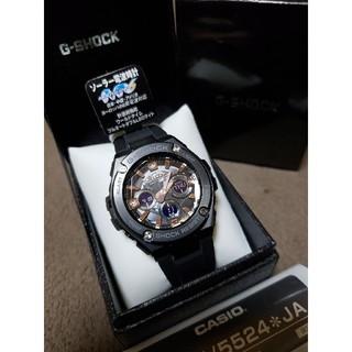 ジーショック(G-SHOCK)のCASIO G-SHOCK GST-W310BDD-1AJF ソーラー電波度計(腕時計(アナログ))