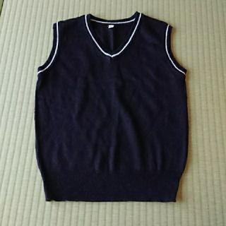 ニシマツヤ(西松屋)のニットベスト(ドレス/フォーマル)