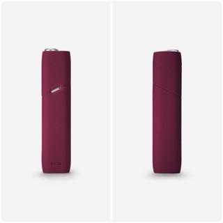 アイコス(IQOS)のアイコス3 マルチ シリコンケース スカーレット 新品未開封 純正 正規品(タバコグッズ)