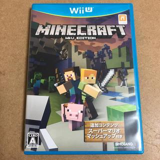 ウィーユー(Wii U)のマインクラフト(家庭用ゲームソフト)