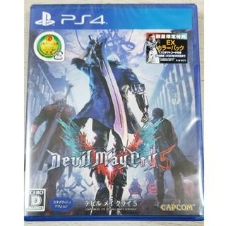 プレイステーション4(PlayStation4)のPS4 デビルメイクライ5 (家庭用ゲームソフト)