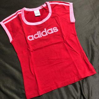 アディダス(adidas)のadidas Tシャツ スポーツウェア(Tシャツ(半袖/袖なし))