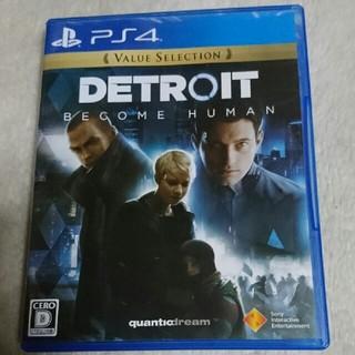 プレイステーション4(PlayStation4)のデトロイト    PS4(家庭用ゲームソフト)