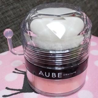 オーブクチュール(AUBE couture)のSOFINA AUBEcouture ぽんぽんチーク(チーク)