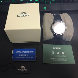 オリエント(ORIENT)のORIENTの機械式腕時計(腕時計(アナログ))