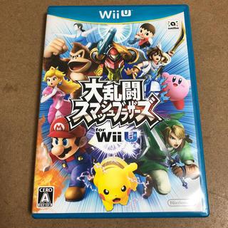 ウィーユー(Wii U)の大乱闘スマッシュブラザーズ for wiiU (家庭用ゲームソフト)