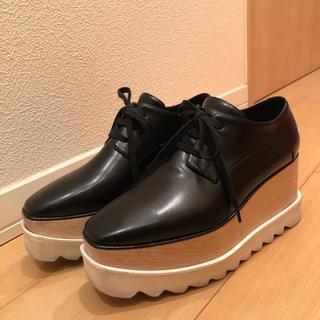 ステラマッカートニー(Stella McCartney)のStella MaCartney ブラック (ローファー/革靴)