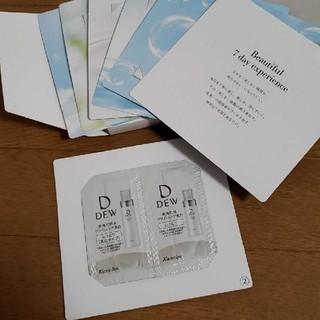 カネボウ(Kanebo)のカネボウ DEW 美白ブライトニング化粧水&乳液セット 14回分(化粧水 / ローション)