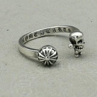 クロムハーツ(Chrome Hearts)の指輪 *Chrome Heartクロムハーツ* 人気新品 正規品(リング(指輪))