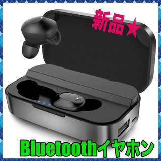 Bluetooth イヤホン ワイヤレス Bluetooth5.0★B18 (ヘッドフォン/イヤフォン)