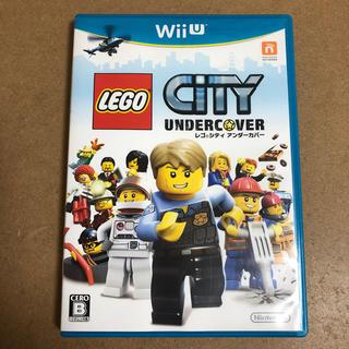 ウィーユー(Wii U)のレゴ シティ アンダーカバー(家庭用ゲームソフト)