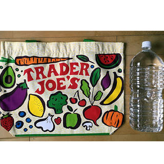 trader joesエコバッグ 【新品 未使用】(エコバッグ)