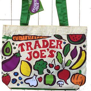 trader Joseエコバッグ 【新品、未使用】(エコバッグ)