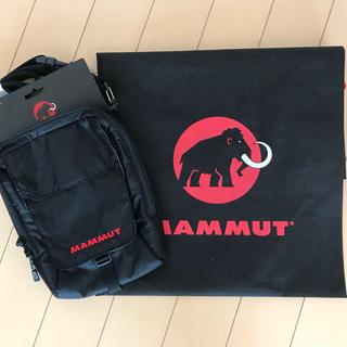 マムート(Mammut)の【新品★】mammut ショルダーバック(その他)