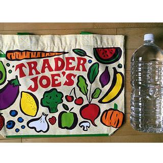 Trader Joe'sエコバッグ【新品、未使用】(エコバッグ)