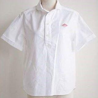 ダントン(DANTON)の新品♢DANTON半袖プルオーバーシャツ(シャツ/ブラウス(半袖/袖なし))