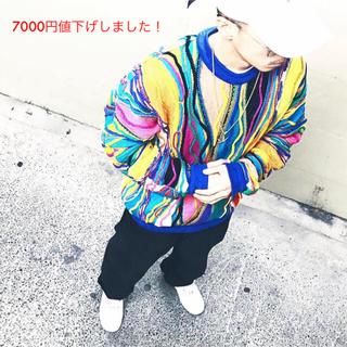 クージー(COOGI)の(美品)coogi クージー ニット(ニット/セーター)