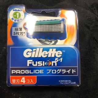 ジレ(gilet)のジレット フュージョン5+1 プログライド(メンズシェーバー)