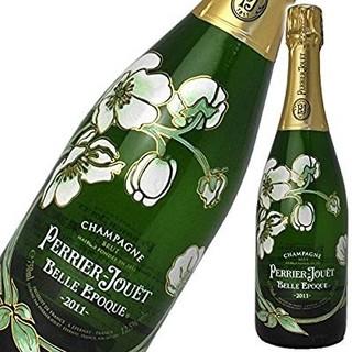 ベルエポック 2011(シャンパン/スパークリングワイン)