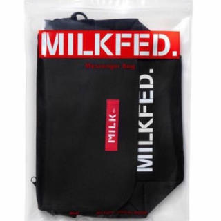 ミルクフェド(MILKFED.)の【セブン限定盤】ミルクフェド メッセンジャーバッグ (メッセンジャーバッグ)