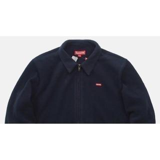 シュプリーム(Supreme)のSupreme Polartec Harrington Jacket 紺 M(ブルゾン)