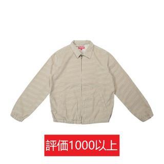 シュプリーム(Supreme)のSupreme Debossed Logo Corduroy Jacket(ブルゾン)