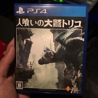 プレイステーション4(PlayStation4)の人喰いワシのトリコ(家庭用ゲームソフト)
