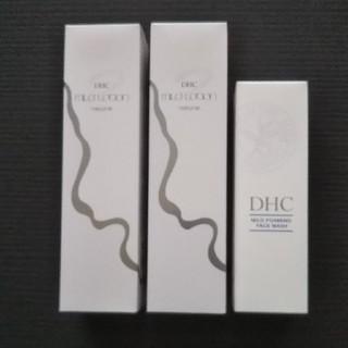 ディーエイチシー(DHC)の特価❗️【未開封】DHC*薬用マイルドローション&マイルドフォーミングウォッシュ(化粧水 / ローション)